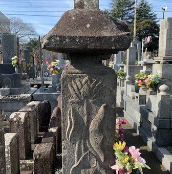 デザイン墓石(洋型)